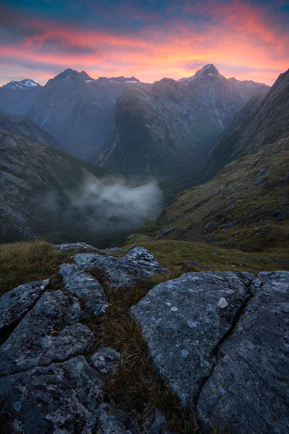 Joes Valley, Copyright William Patino, New Zealand Landscape Photographer