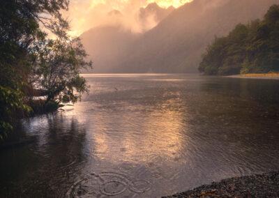 Lake Gunn, Copyright William Patino, New Zealand Landscape Photographer
