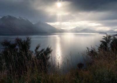 Lake Wakatipu, Copyright William Patino, New Zealand Landscape Photographer
