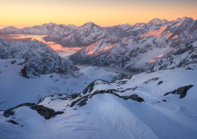West Coast winter, Copyright William Patino, New Zealand Landscape Photographer
