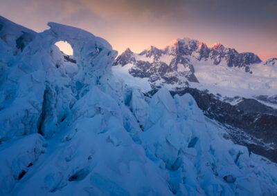 New Zealand Southern Alps Copyright William Patino, New Zealand Landscape Photographer