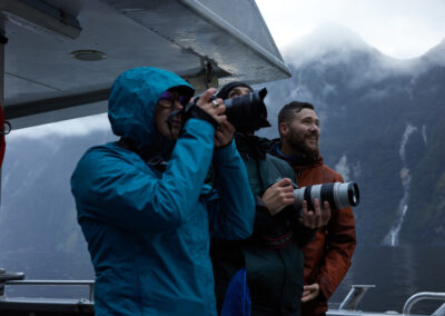 Milford Sound Photography Workshop with Will Patino