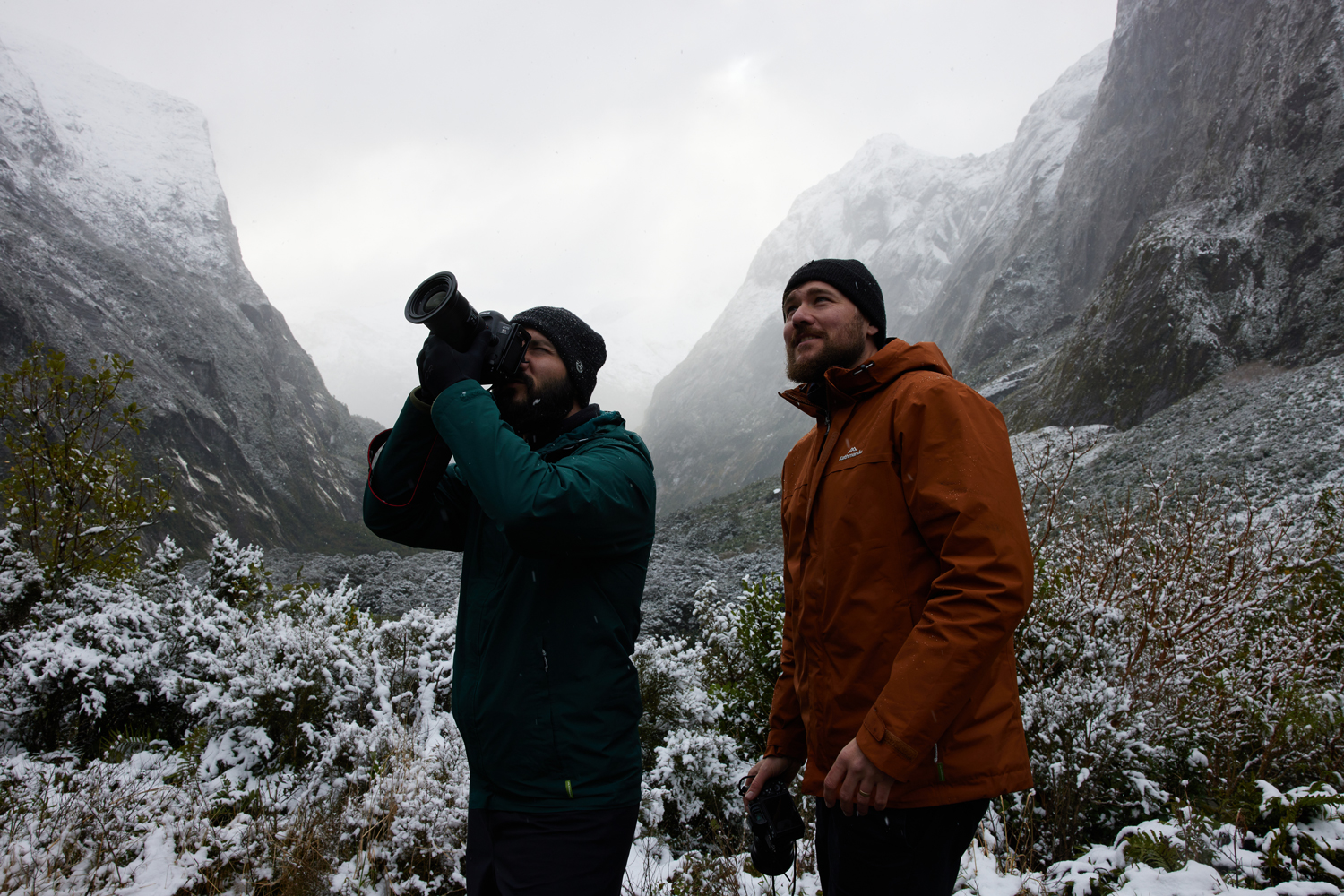 Fiordland Photography Workshop With William Patino.