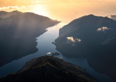 Charles Sound, Fiordland New Zealand Copyright William Patino